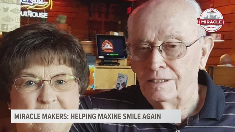 Miracle Makers: Helping a woman who lost her apartment and her husband