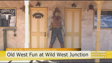 Everywhere A To Z: Wild West Junction