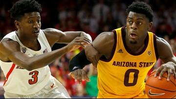 Arizona State's Luguentz Dort declares for NBA draft