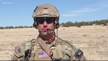 Charlie Foxtrot: Valley veteran appeals his 'other than honorable' discharge