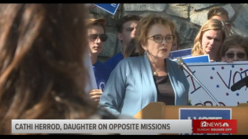 Political meets personal: Leading foe of LGBT rights in Arizona on opposite side from gay daughter