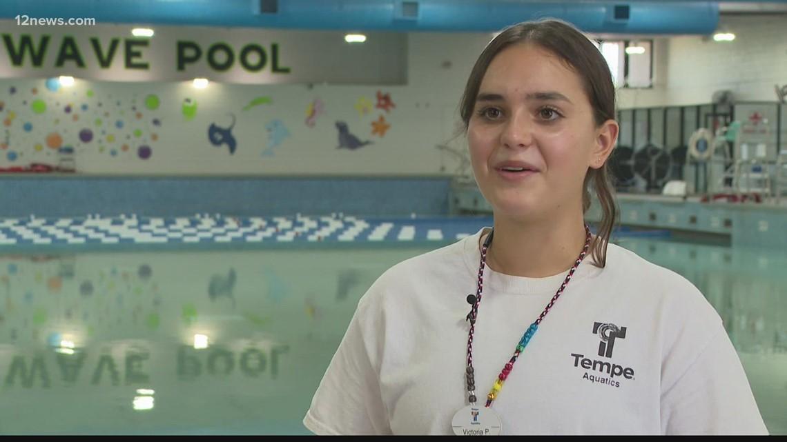 Tempe woman earns prestigious Golden Lifeguard award