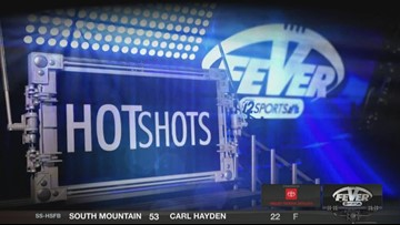 Friday Night Fever: Vote for the first round playoffs Hot Shot play of the week