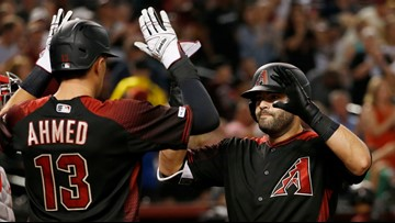 Diamondbacks hit 5 HRs in a 18-7 rout of Nats, Strasburg