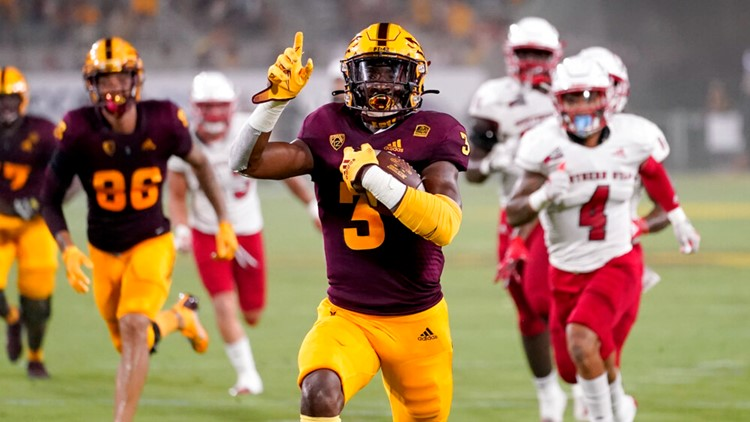 No. 25 Arizona State opens with 41-14 win over Southern Utah