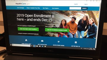 20 percent fewer Arizonans have signed up for Obamacare this year than in 2017