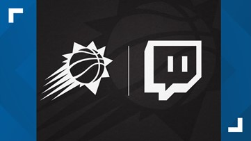 Phoenix Suns to virtually continue season through video game