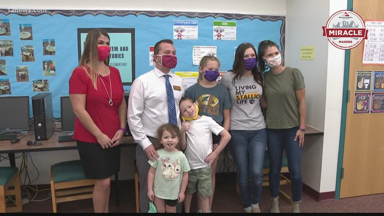 Miracle Makers: Surprise for parents who have given everything to their kids with cystic fibrosis