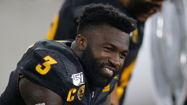Arizona State running back Eno Benjamin declares for 2020 NFL Draft