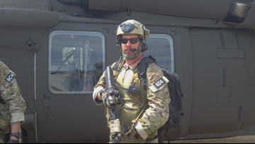 Charlie Foxtrot: Veteran travels to D.C. to appeal for upgraded discharge status
