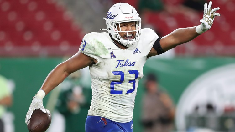 Cardinals select linebacker Zaven Collins with 16th pick in NFL Draft
