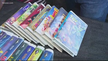 Your old VHS tapes could be worth big bucks