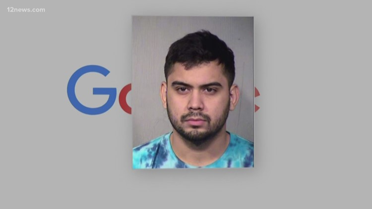 Police: Murder suspect searched 'sniper I-17' and 'Phoenix shooter today' after the killing