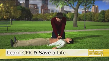 Learn CPR & Save a Life