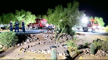 44 hikers rescued at Lost Dutchman State Park