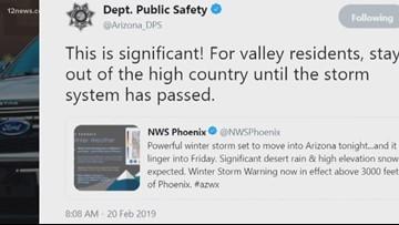 Flagstaff, Coconino County bracing for massive snowfall