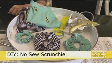 DIY: No Sew Scrunchies