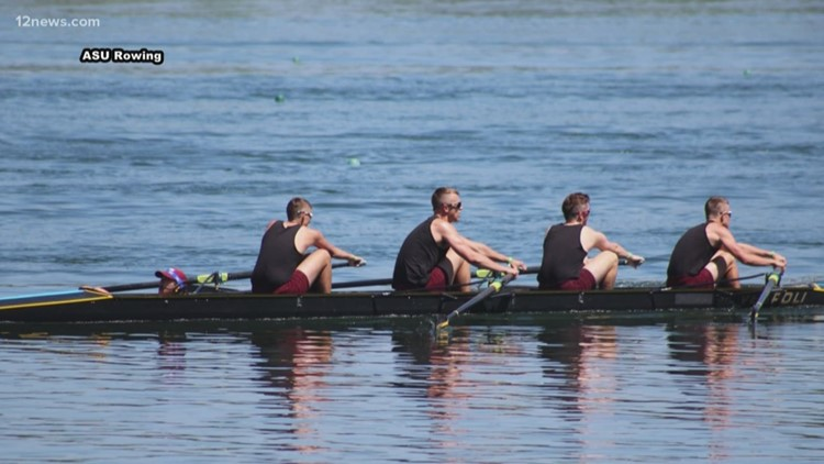 Everywhere A to Z: ASU rowing team going to nationals