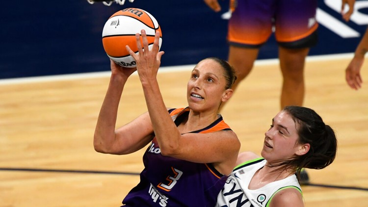 Phoenix Mercury to make Bally's the exclusive sports betting partner of team