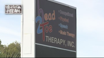 Claims of dirty conditions, turmoil at Head to Toe children's clinic