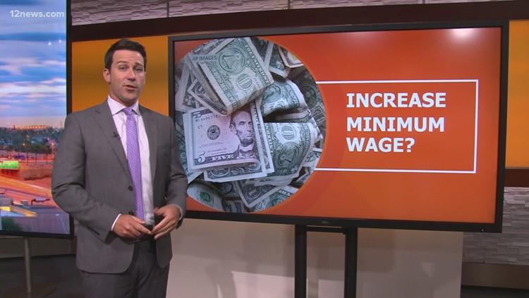 Should the minimum wage be increased in Arizona?