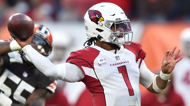 12 News Deportes: Kyler Murray lanzó 4 pases de Touchdown y los Arizona Cardinals siguen invictos al vencer a los Cleveland Browns