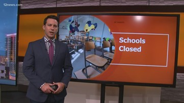 How are parents, students feeling about Arizona school closure?