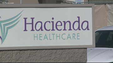 Families at Hacienda Healthcare look for alternative living situations as Phoenix PD serve search warrants