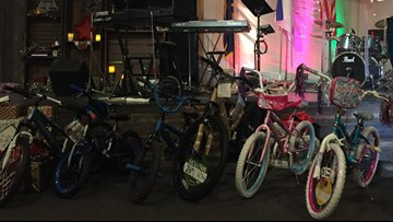 Mesa church asking for donated bikes to give away to kids this Christmas