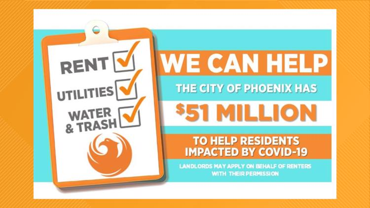 Phoenix extends hours for Emergency Rental Assistance applications