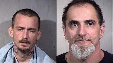 Suspects killed man, 2 dogs in north Phoenix home invasion, court documents say