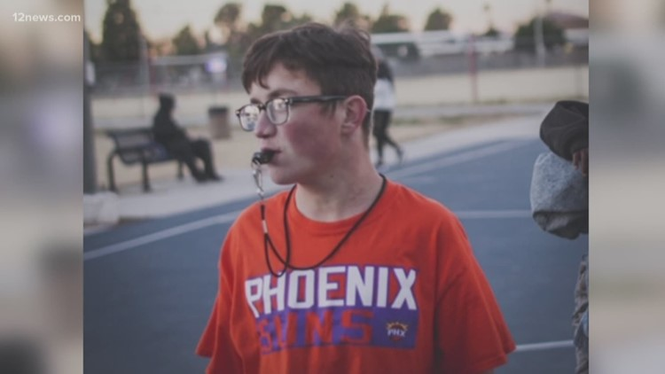 Phoenix Suns fan with life-threatening condition surprised with tickets and meet-and-greet