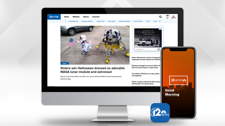 Welcome to the all-new (and much improved) 12News.com