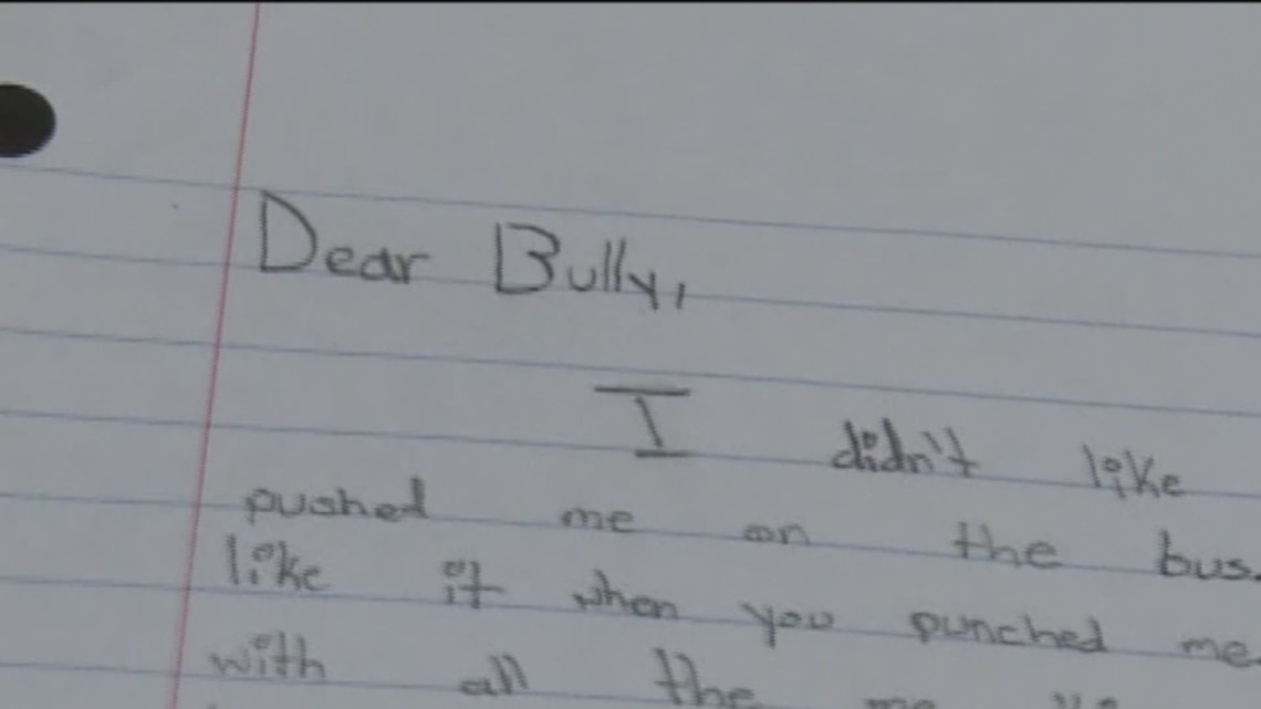 A local organization is taking a stand against bullying