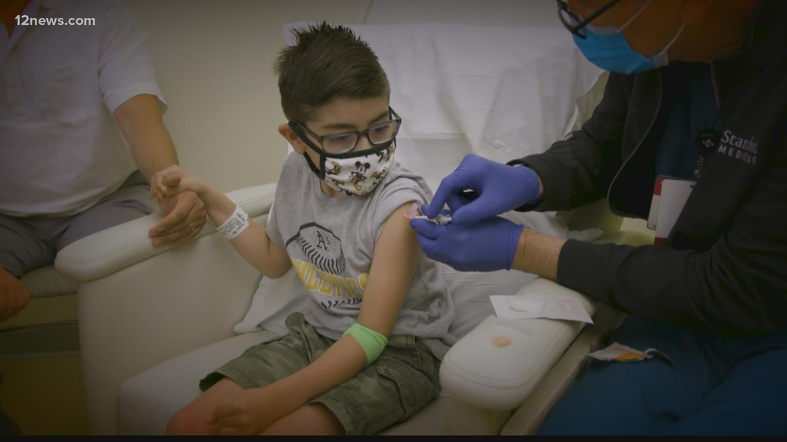Valley parents prepare to vaccinate kids against COVID-19