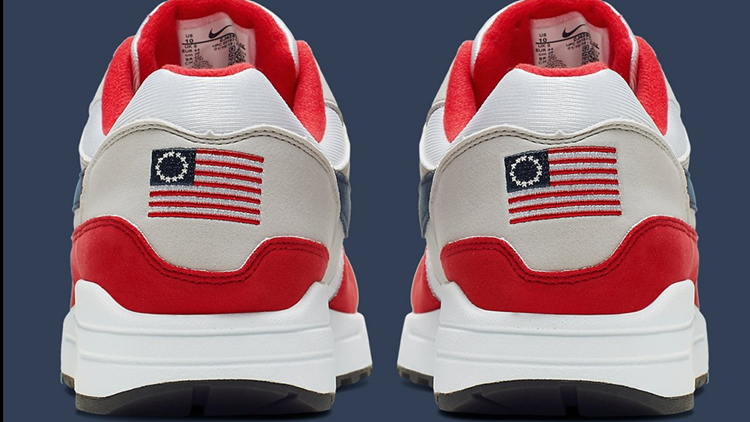 betsy ross shoe