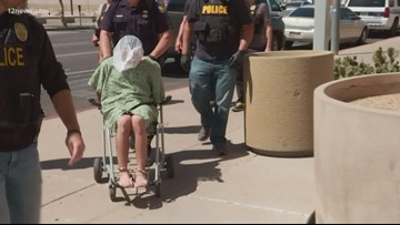 Suspect from wild Phoenix police chase in custody