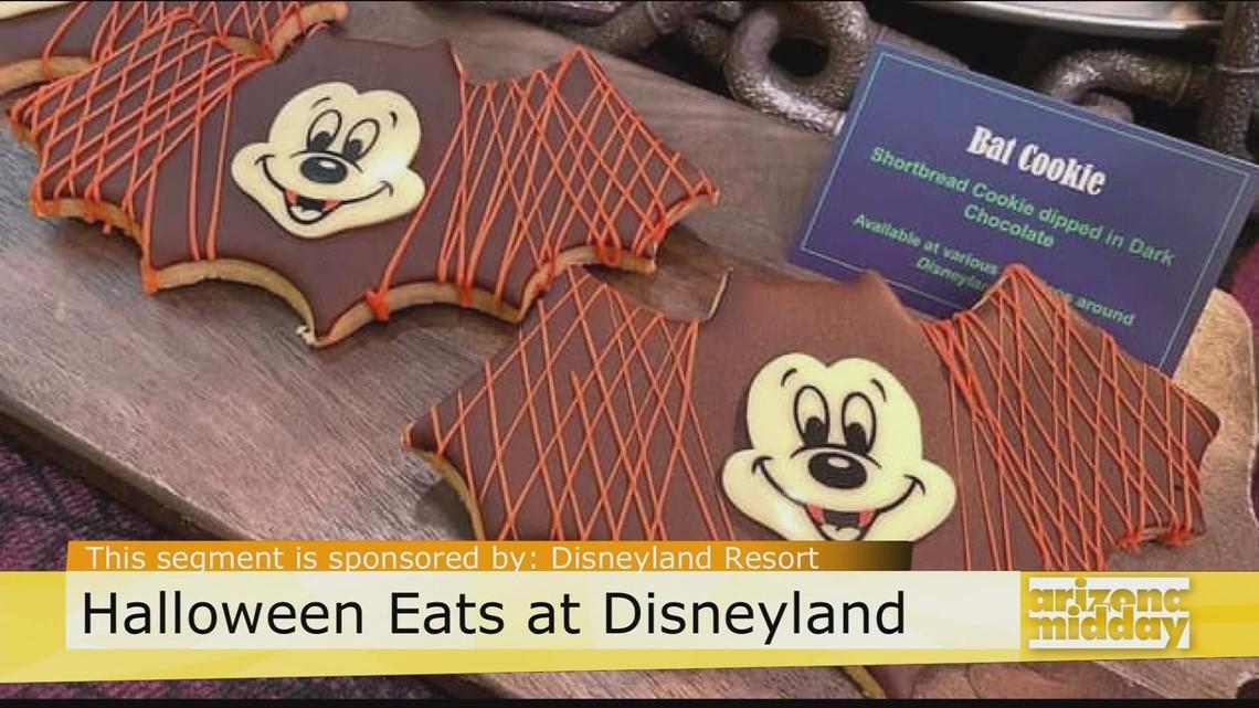 Delicious Treats & Spooky Eats at Disneyland