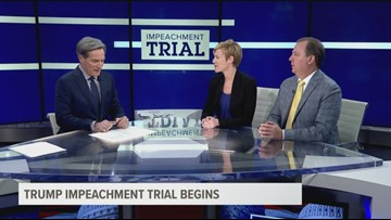 Sen. Martha McSally pops off at reporter ahead of Trump impeachment trial