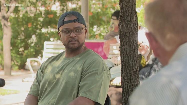 Phoenix community discusses future after Derek Chauvin conviction
