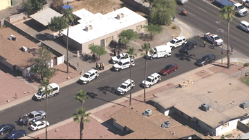 6-year-old accidentally shot by father in Glendale, police say