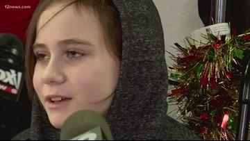 9-year-old burn survivor finally goes home