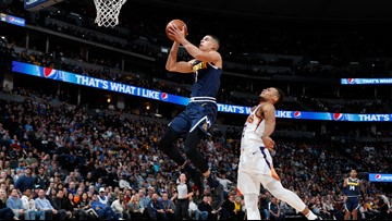 Nuggets rally to beat Suns for 5th straight victory
