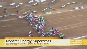 Monster Energy Supercross Returns