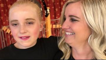 11-year-old Arizona girl celebrates beating leukemia
