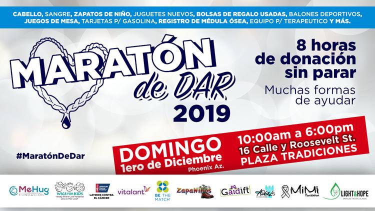 Maratón de Dar 2019
