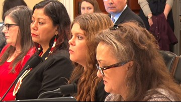 Advocates call for funding, data to find missing, murdered Native women