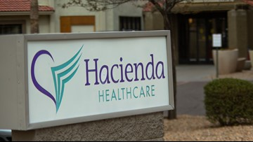 Another patient at Hacienda Healthcare claims she was abused by two female staff members