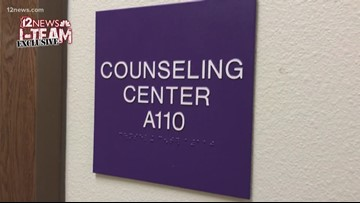 Counselor crisis at Arizona schools