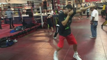 Many dream of making it to the Olympics. It could become a reality in 2020 for this Valley boxer.